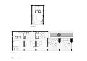 desenhos quartos / suites