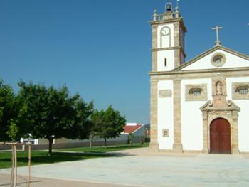 Vista Poente com Igreja