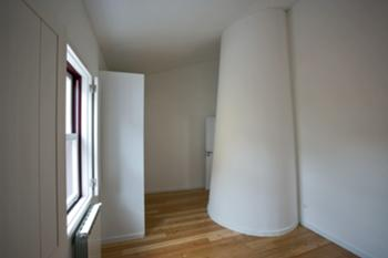 Quarto do apartamento duplex