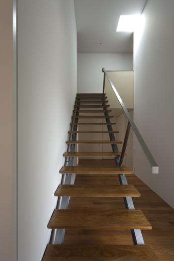 Foto da escada
