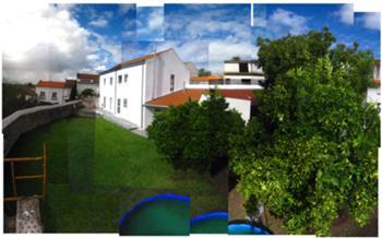 casa / quintal / telheiro