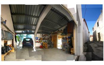 rua / garagem