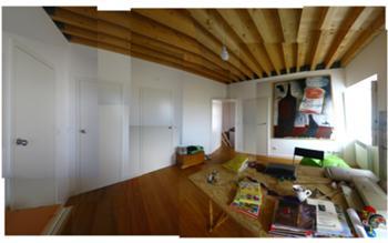 piso superior / estar
