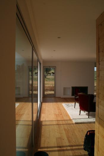 Interior - Casa Filho