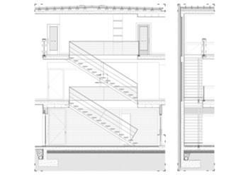 Pormenor I Cortes de Escadas