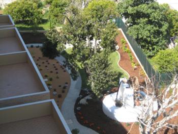 Vista Jardim posterior