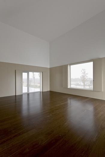 sala de estar - vãos exteriores