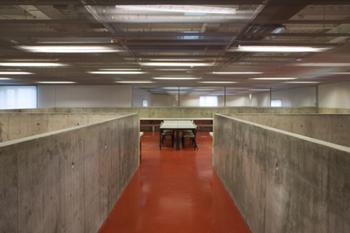 """""""learning street"""" -  acesso à sala de estudo"""