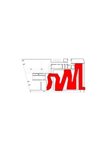 planta  piso térreo - exposição e logística