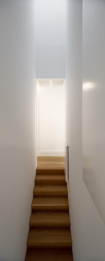 piso 2, escada