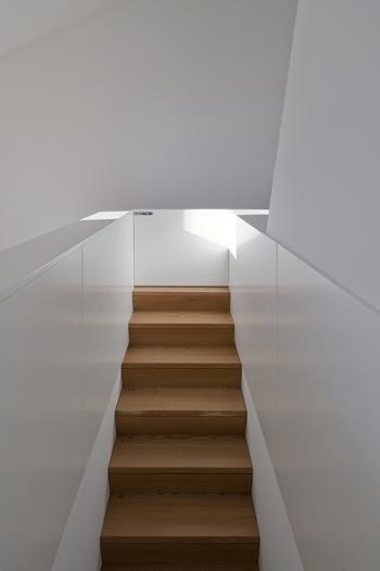 piso 3, escada