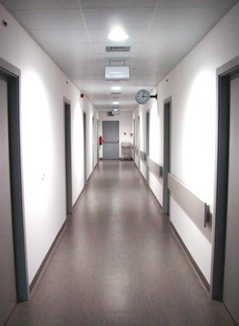 corredores de distribuição / interiores