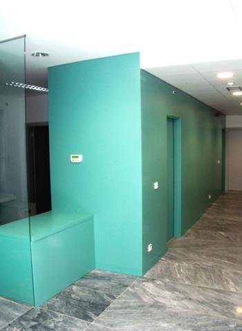 balcões de atendimento / interiores