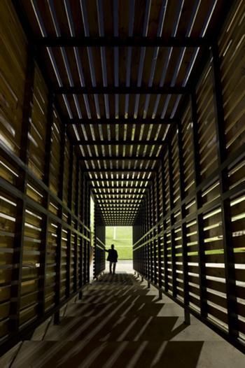 interior do túnel