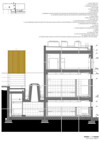 Edifício B [Corte Construtivo]