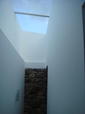 Interior - Claraboia da Escada