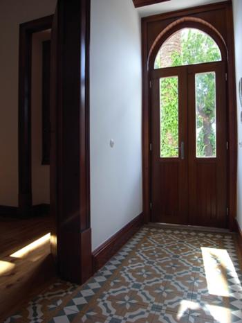 Vista Interior - Piso 00