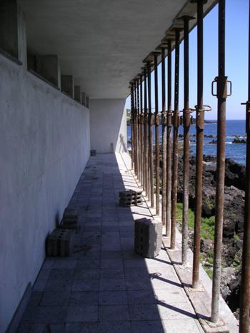 Galeria Norte - Em construção
