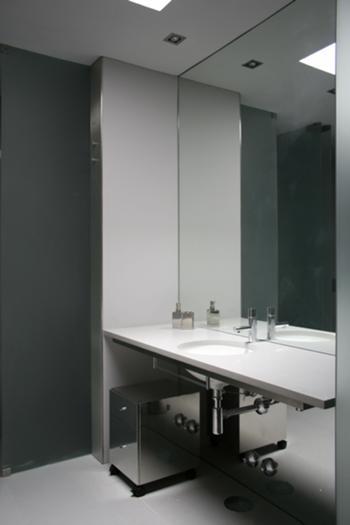 Pormenor da casa de banho