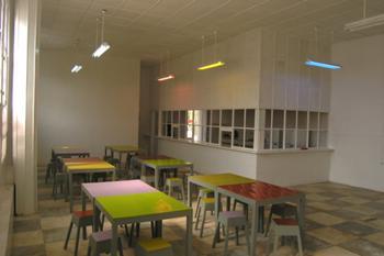 cafetaria bar