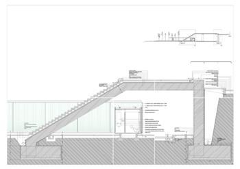 Pormenor Construtivo da Escadaria