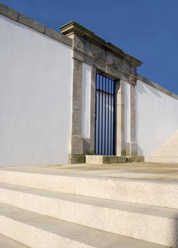 Portão do Pátio