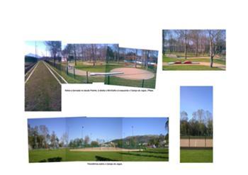 Mini Golfe e Campo de Jogos