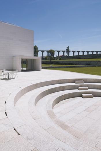 Entrada - Anfiteatro