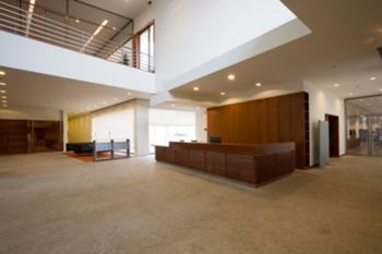 Interior - Átrio de entrada
