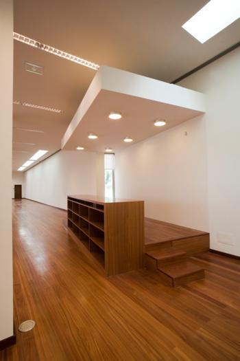 nterior - Zona de Estar 2 - Biblioteca de Adultos