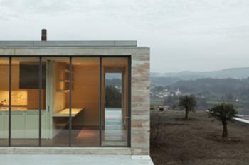 atelier, cozinha e paisagem