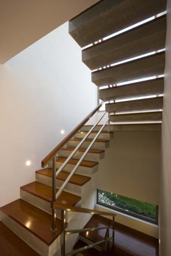 Interior - Escada