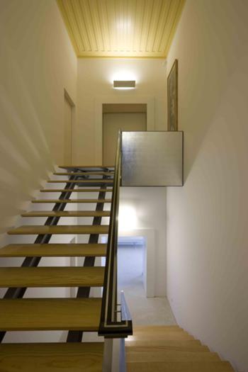 Pormenor da escada