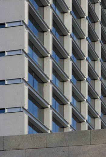 Pormenor das fachadas