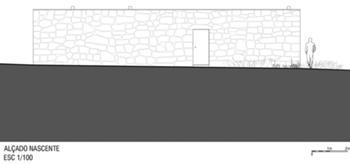 Alçado Entrada (Hab.2)