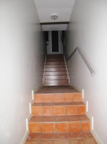 escadas comuns
