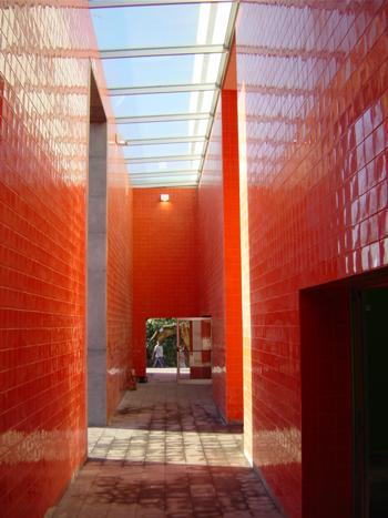 Galeria de acesso exterior