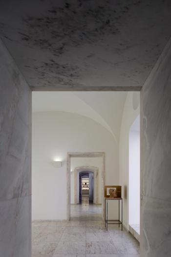 sala de introdução ao museu
