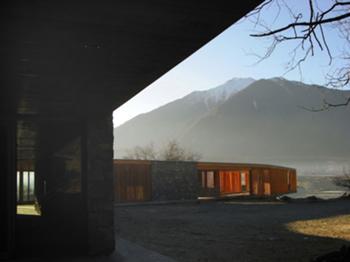 Vista exterior Oeste