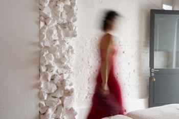 pormenor de parede