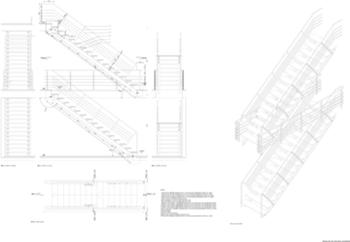 Pormenor de uma Escada Interior