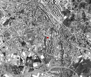 planta de localização