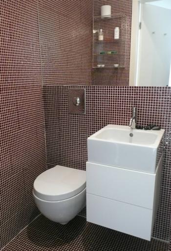 quarto de banho serviço depois
