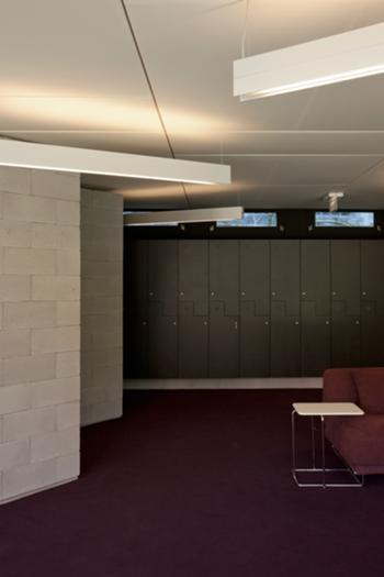 Incubadora de Indústrias Criativas InSerralves > Interior, Entrada