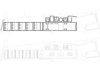 planta cobertura piso 0