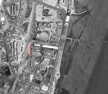 Vista área - Localização