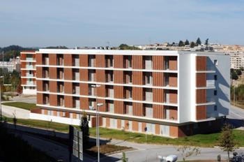 Imagem exterior - Edifício de habitação colectiva