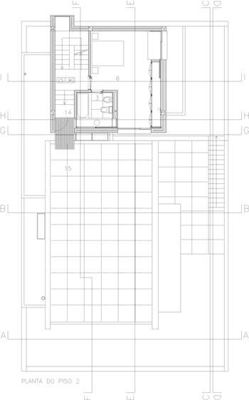 vivendas - planta piso 2