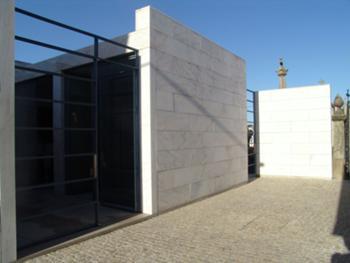Novo edifício das instalações sanitárias