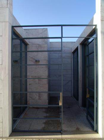 Acesso exterior às instalações sanitárias